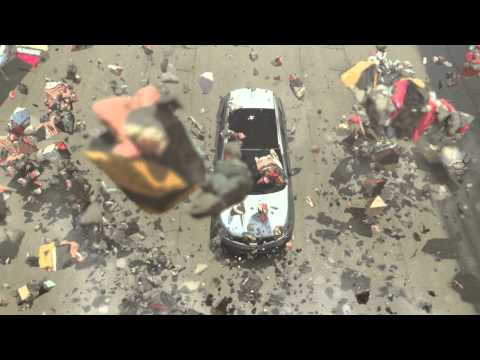 Nissan Commercial for Nissan Qashqai (2011) (Television Commercial)