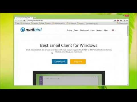 Mailbird  tutorial