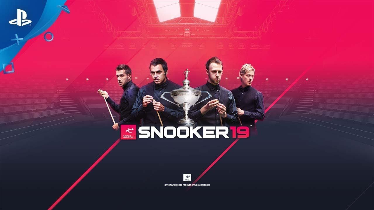 Diamo una prima occhiata a Snooker 19, il simulatore sportivo in arrivo su PS4
