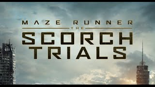Дилан О'Брайен, Maze Runner The Scorch Trials Bloopers Rus subs