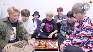 [ENG SUB] [BANGTAN BOMB] BTS 'DNA' MV REAL Reaction @6:00PM (170918)   BTS (방탄소년단)