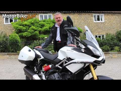 Aprilia Caponord 1200 MotorBike Rider Magazine Video Review