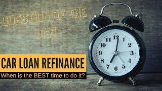 Car Loan Tips | How long do you NEED to wait before refinancing?