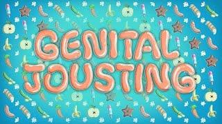 videó Genital Jousting