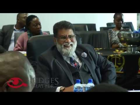 SA Gauteng HC - JSC Interview of Adv C I Moosa – Judges Matter (October 2019)