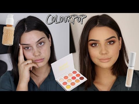 Give It To Me Straight Eye Shadow Palette  by Colourpop #7