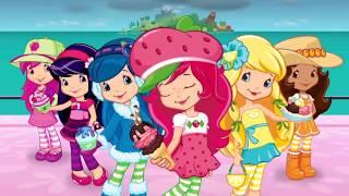 Шарлотта Земляничка: Остров мороженого # 2 Мультик про Шарлотту Земляничку и ее подружек