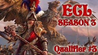 ECL Season 3   Total War: Warhammer II Competitive League/Tournament - Qualifier #3
