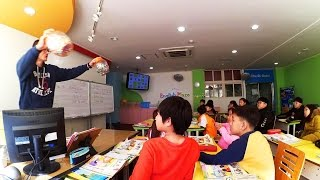English Class with Korean 4th Graders (Full Class)