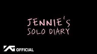 JENNIE   'SOLO' DIARY EP.1