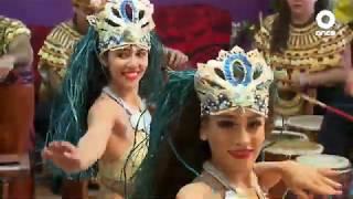 D Todo - Danzas polinesias