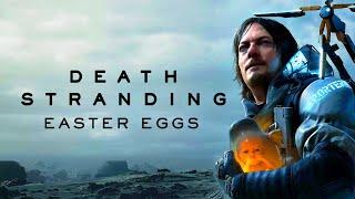The Best Easter Eggs in DEATH STRANDING