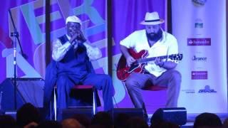 "Gene ""BIRDLEGG"" Pittman"" no Santander Cultural em 22/02/2017"