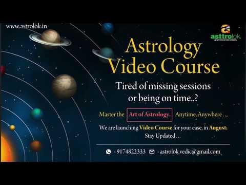 Best Astrology Course | Best Astrology Videos | Palmistry Online ...