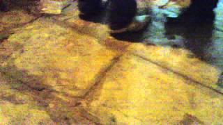 preview picture of video 'Durmiendo en la calle, Fiestas de la Candelaria San Julian 2013'