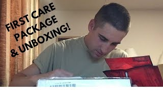 First Care Package & BONUS Unboxing!