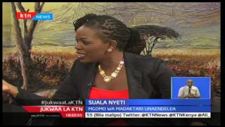 Jukwaa la KTN: Suala la sheria kuhusu mikataba ya wasiliano mgomo wa madaktari ukiingia siku 81 pt 2