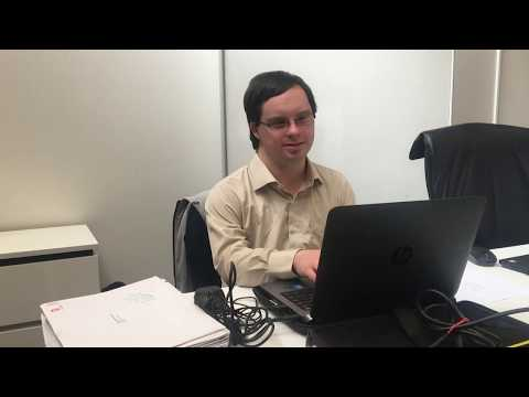 Veure vídeo Global views on employment from people with Down syndrome
