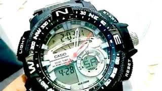 79f4305437181 بسعر 365 جنيه فقط - افضل ساعة كاسيو سبورت الرياضية 2018 مذدوجة على الاطلاق