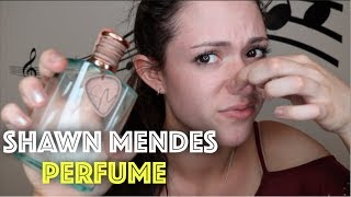"UNBOXING & REVIEWING SHAWN MENDES ""SIGNATURE"" PERFUME"