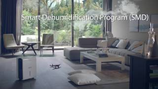 Dehumidifiers with Wi-Fi