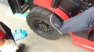 2T Forklift - Brake Problem