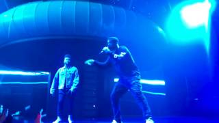 Crew Love OVO Fest 2017 Drake And The Weeknd FRONT ROW
