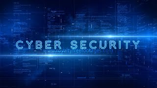 Cyber Suraksha | Cyber security background video | Technology hd motion background | cyber safety hd
