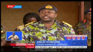 Analysing the Jubilee score card