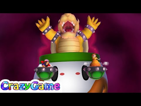 Mario Party 9 Bowser Station Party 16 Master Difficult