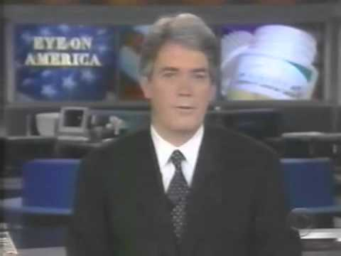 Meridia Class Action - CBS Evening News with Dan Rather - May 29, 2002 Video Image