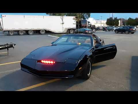 Knight Rider Kitt Car In My City