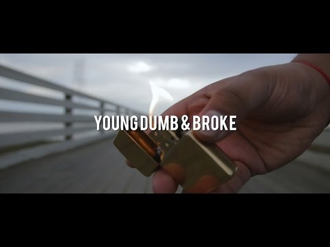 Young Dumb & Broke // Music by Khalid (UNOFFICIAL VIDEO)
