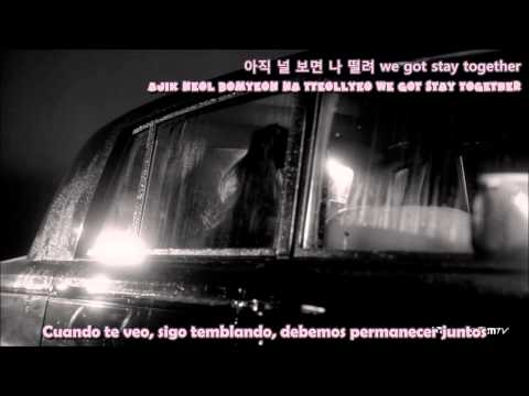 2NE1 - Stay Together ( Sub Español + Romanizacion + Hangul )