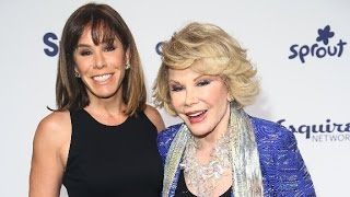Joan Rivers' letter to her daughter