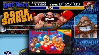 Super Punch-out: gameSmash Retro SNES Gameplay