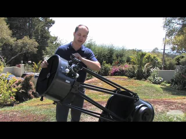Orion SkyQuest XX16g Go To Truss Dobsonian Telescope - 08968