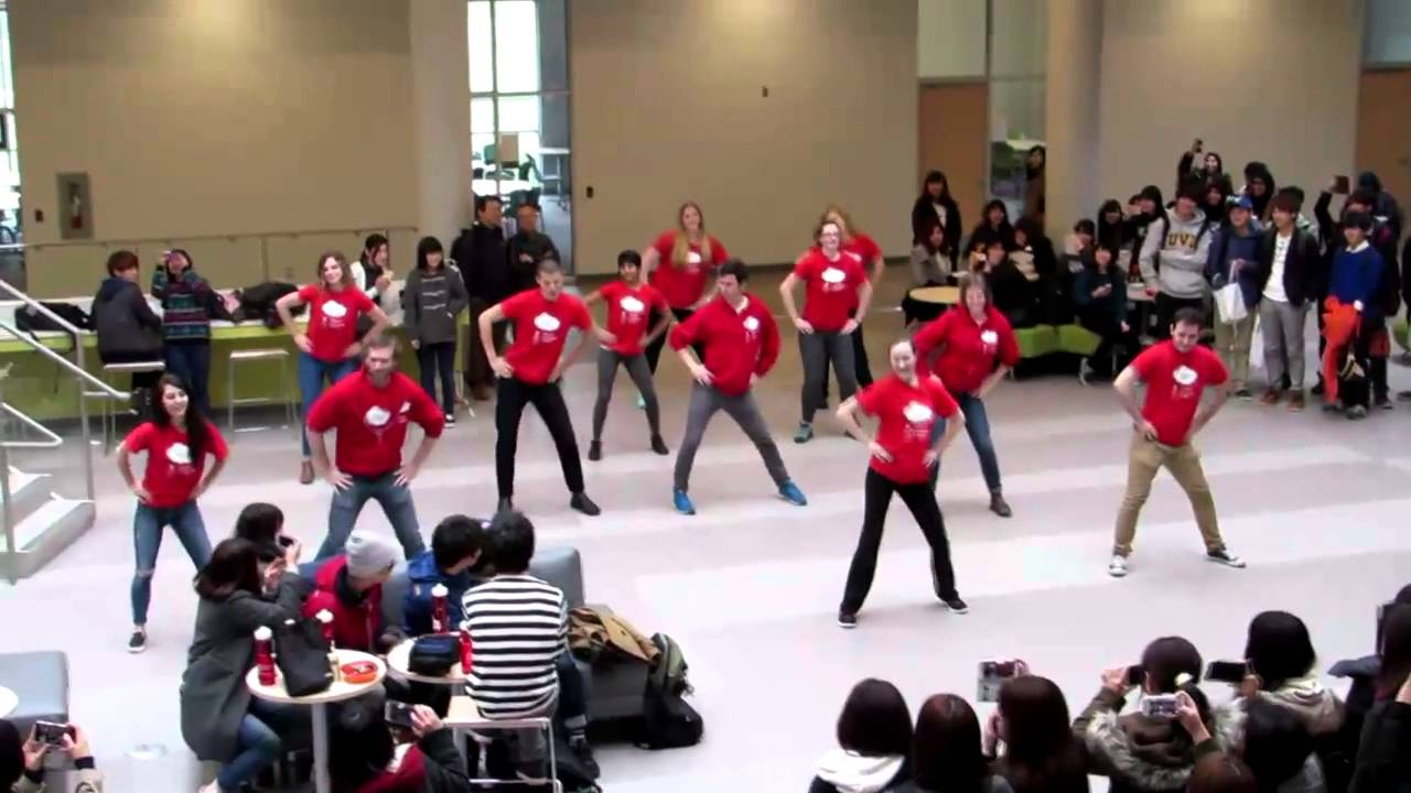 Video - Surprise CA Flashmob
