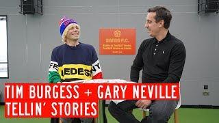 Tim Burgess + Gary Neville | Tellin' Stories
