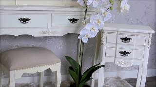 The Belgravia Range Shabby Chic French Style Furniture
