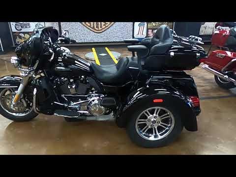 2018 Harley-Davidson Tri Glide Ultra