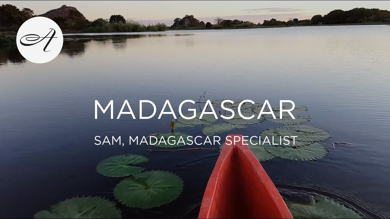My travels in Madagascar, 2016