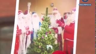 Дед Мороз начал готовить для пензенцев подарки