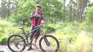 Mountain Bike Technique - The Art Of Fast Part 1
