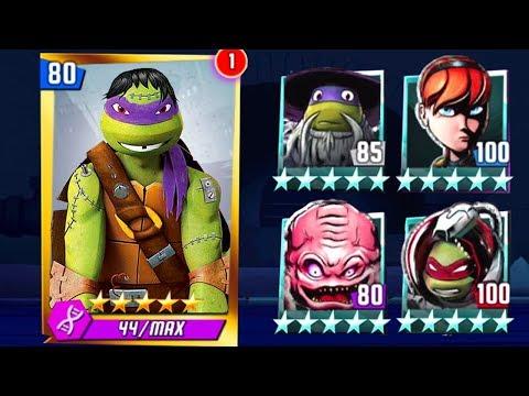 Ninja Turtles Legends PVP HD Episode - 538 #TMNT