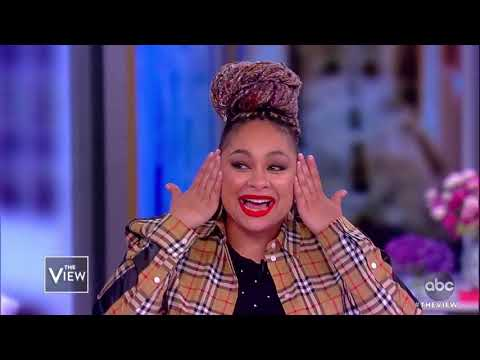 , title : 'Raven-Symoné on 'Raven's Home', South Africa Visit, & More | The View'