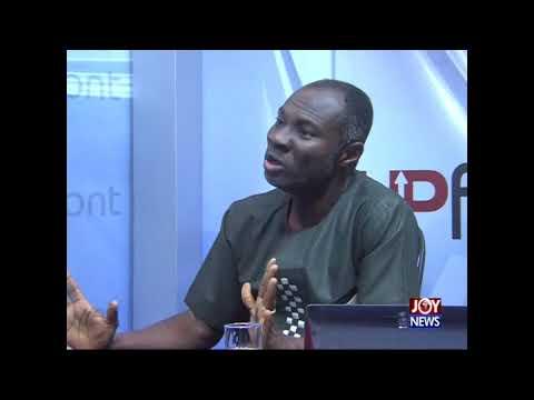 Ghana-US Military Cooperation - UPfront on JoyNews (4-4-18)