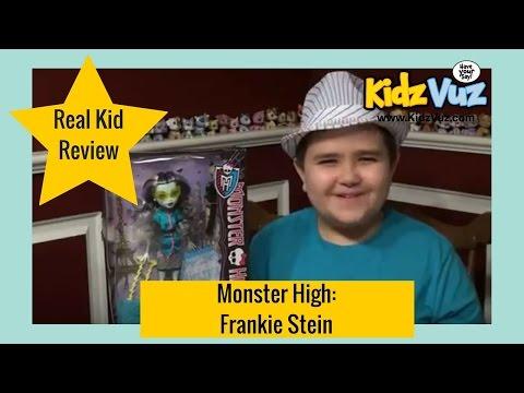 Monster High: Frankie Stein