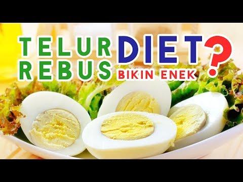 Resep hidangan diet utama yang menunjukkan kalori