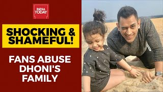 Shocking: MS Dhoni Faces Personal Attack On Social Media After Poor IPL Performances - Download this Video in MP3, M4A, WEBM, MP4, 3GP